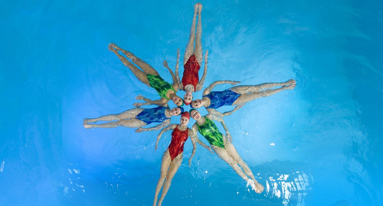 Syncronschwimmen