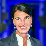 Claudia Jonscher, Assistenz der Geschäftsleitung