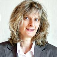 Annette Zdolschek, Assistenz der Geschäftsleitung