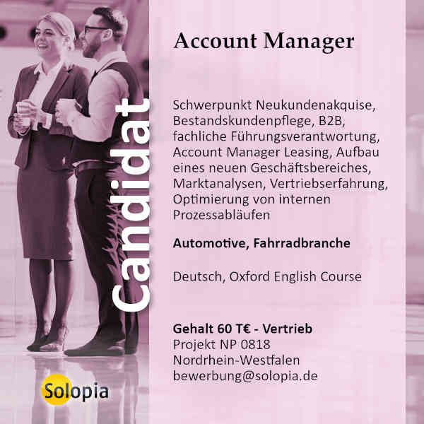 Account Manager 0818