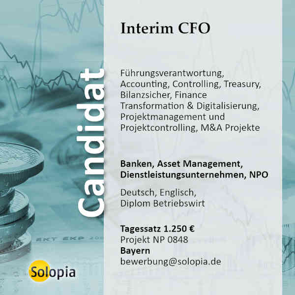 Interim CFO 0848