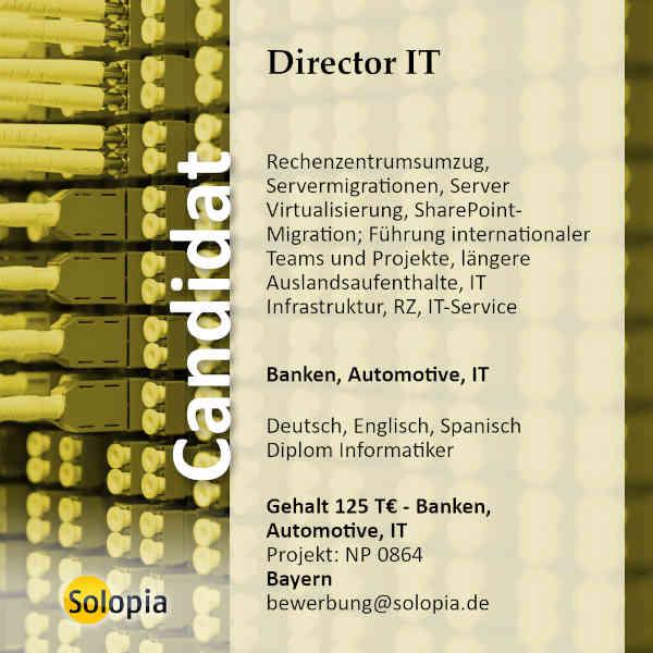 Director IT