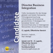 Director Business Integration