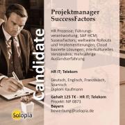 Projektmanager SuccessFactors