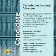 Technischer Account Manager