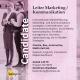 Leiter Marketing / Kommunikation